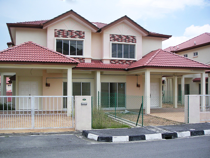 Taman-Bukit-completed-project